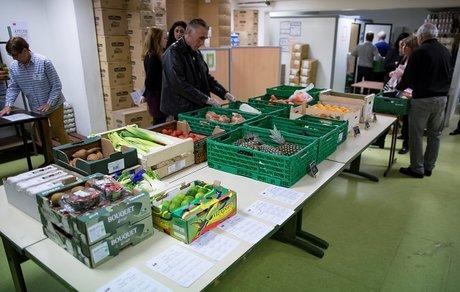 pauvreté banque alimentaire