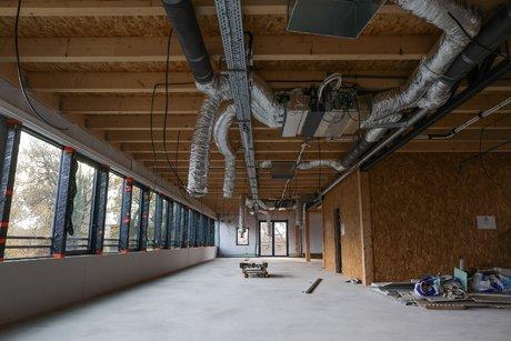 Wood Office ossature bois
