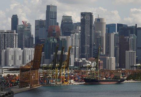 Le royaume-uni signe un accord de libre-echange avec singapour