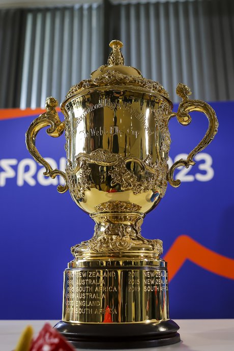 Coupe du monde de rugby Webb Ellis