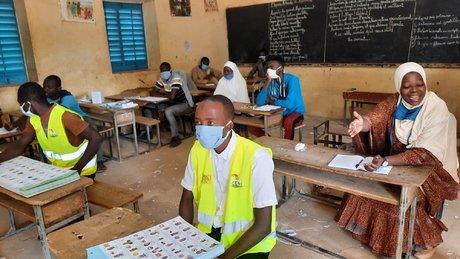 niger election presidentielle LTA