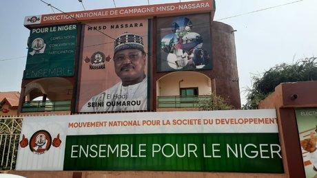 niger election presidentielle nassara MNSD