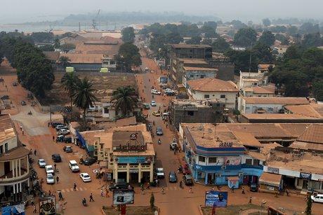 Centrafrique: bangui attaquee par des groupes armes, selon le pm