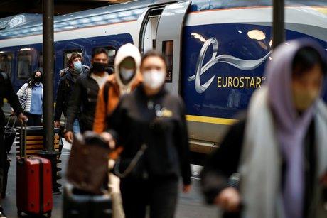 Francia está dispuesta a ayudar a Eurostar, dice Jean-Baptiste Djebbari