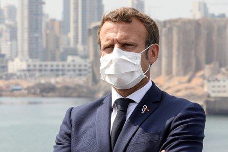Emmanuel macron declare qu'il se rendra une troisieme fois au liban, rapporte al arabiya