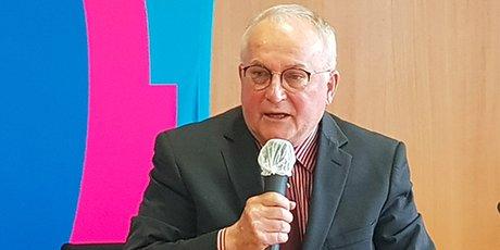 Gabriel Culot, président de l'APESA Montpellier