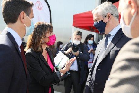 Bruno Le Maire et Carole Delga