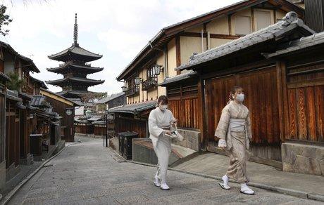Coronavirus: le japon etend l'etat d'urgence a sept prefectures