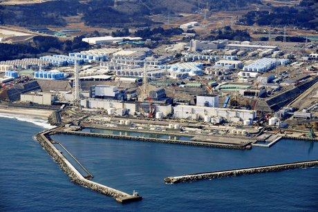 Le japon va deverser en mer les eaux contaminees de fukushima