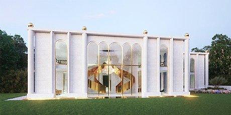 Le futur siège du groupe Altrad, à Montpellier