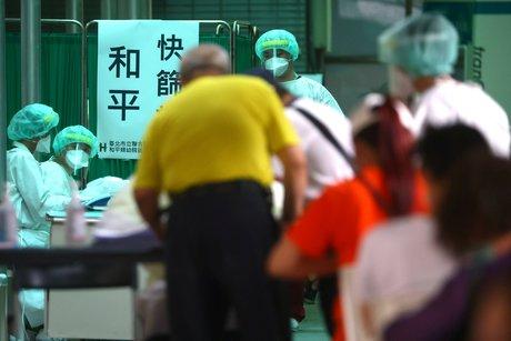 Coronavirus: Taiwán se esfuerza por encontrar vacunas en medio de brotes de casos