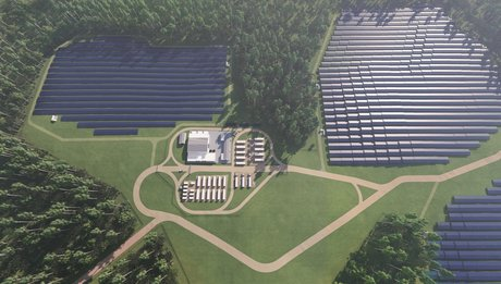 Centrale CEOG Hydrogène de France