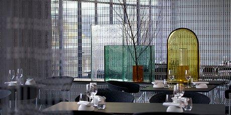 Michel et Sébastien Bras, restaurateurs aveyronnais, ouvre La Halle aux grains à la Bourse du Commerce à Paris