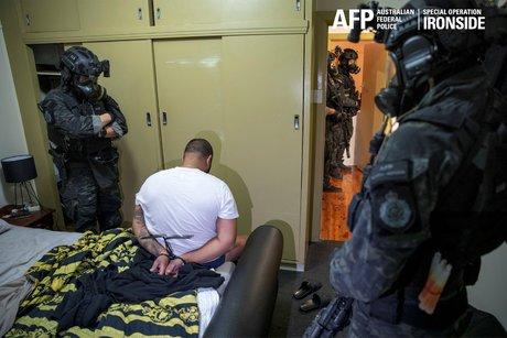 Ironside, AFP, FBI