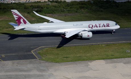 Qatar airways suspend la reception d'airbus a350