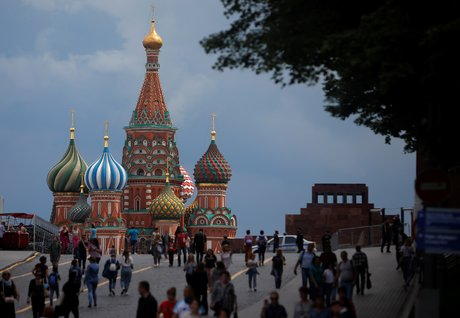 Una semana libre en Moscú para afrontar la epidemia
