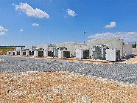 10 containers sur le site de Vingeannes-Jalancourt (21)