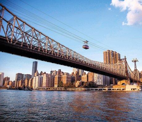 téléphérique new york