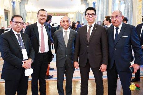 delegation ministre madagascar