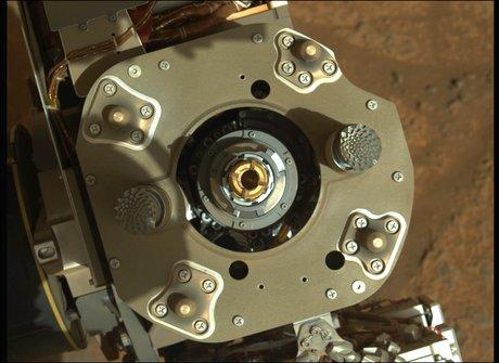 robot Perseverance, Nasa, Mars