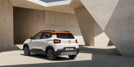 Citroën, nouvelle C3 spéciale Inde