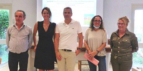 programme Re-Nez-Sens, porté par le CHU de Montpellier et le syndicat viticole de l'AOC Languedoc
