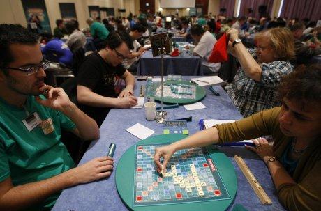 Championnat du monde de Scrabble en 2011