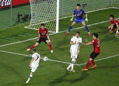 Football: le Bayern Munich en finale du Mondial des Clubs