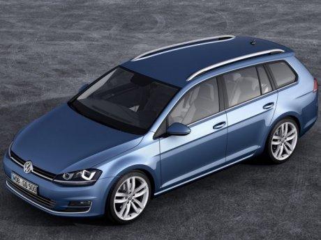 Volkswagen Golf SW VII