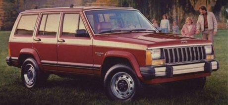 Jeep Cherokee 1983