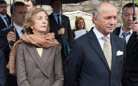 La délégation française au Maroc, en avril 2013.