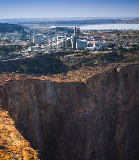 La mine de Cullinan