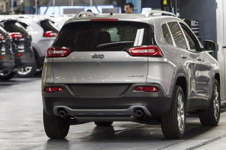 Jeep entend vendre un million de voitures cette année
