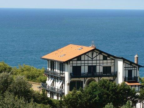 Maison néobasque Biarritz