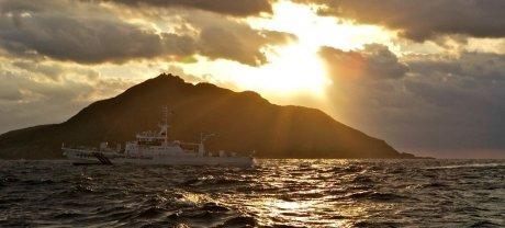 patrouilleur mer de Chine