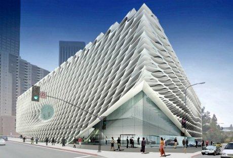 Broad Museum Los Angeles