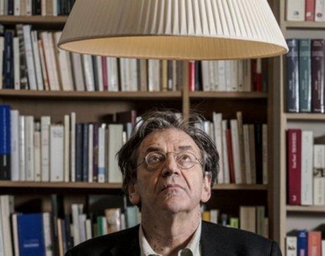 Alain Finkielkraut lampe