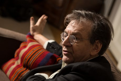 Alain Finkielkraut canapé