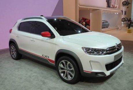 C-XR Citroën