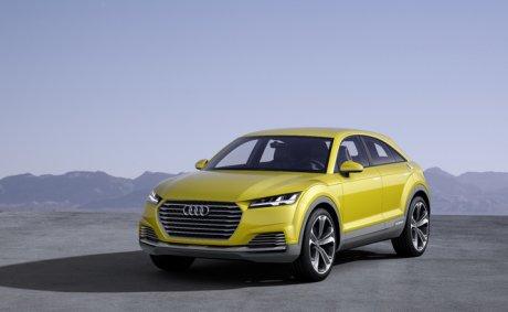 Audi concept Pékin