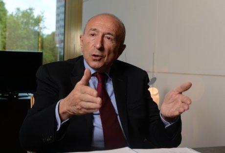 Gérard Collomb itw 6