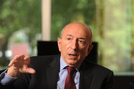Gérard Collomb itw 7