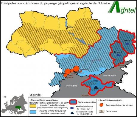 agriculture ukrainienne