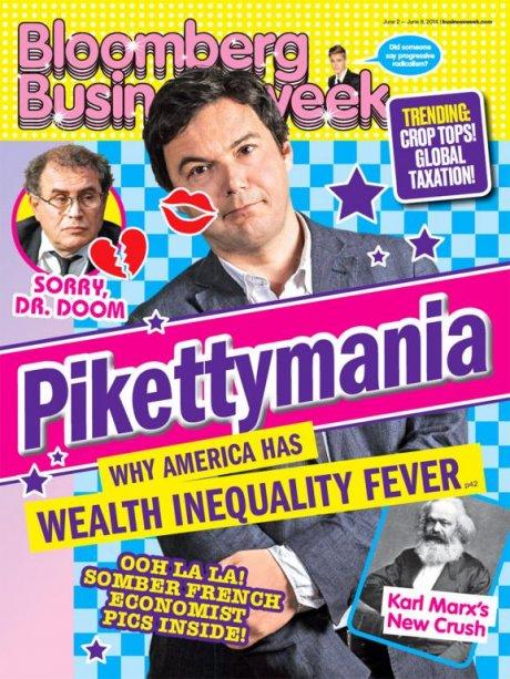 Piketty Bloomberg Businessweek