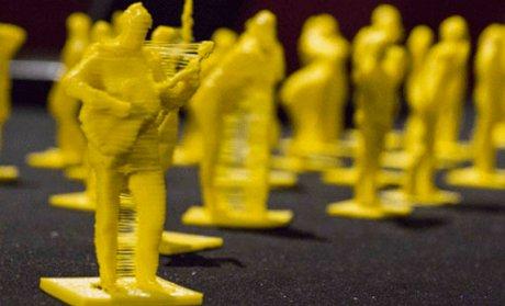 Impression 3D... comme outil de marketing