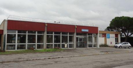 aeroport Valence Chabeuil aerogare