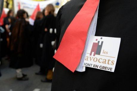 Avocat manif loi Macron