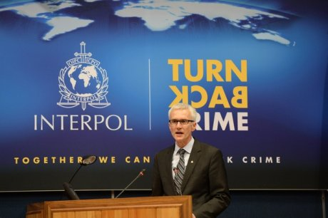 Interpol Jurgen Stock
