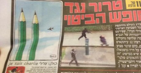 Charlie hommage Yediot Aharonot