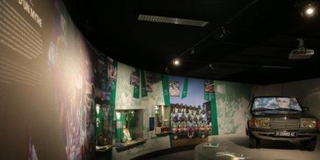 ASSE Musée des verts